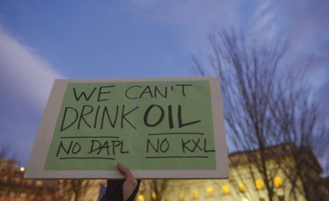 US Supreme Court upholds order to block Keystone XL pipeline
