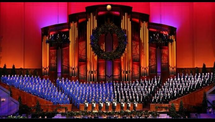 2020 Tabernacle Choir Christmas Concert Church of Jesus Christ of Latter day Saints cancels 2020