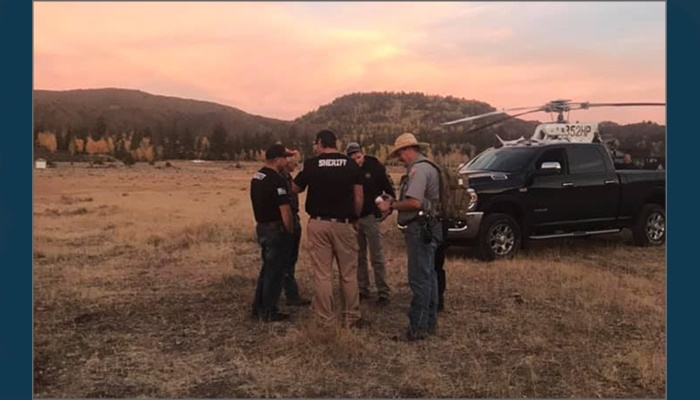 Multiple Agencies Searchers Rescue Young Woman Lost In Panguitch Lake Area Of Garfield County Gephardt Daily