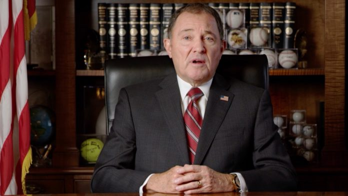 Gov. Gary Herbert discusses COVID-19