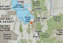 2.5 magnitude quake rattles Magna
