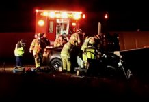Driver critically injured in S. Mountain View Corridor crash