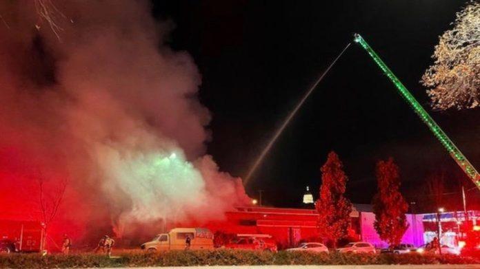 Salt Lake City Fire