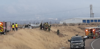 Ogden Airport Crash