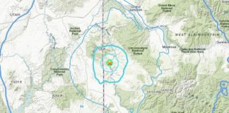4.3 magnitude quake hits outside Moab