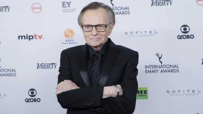 Larry King Dead from COVID-19