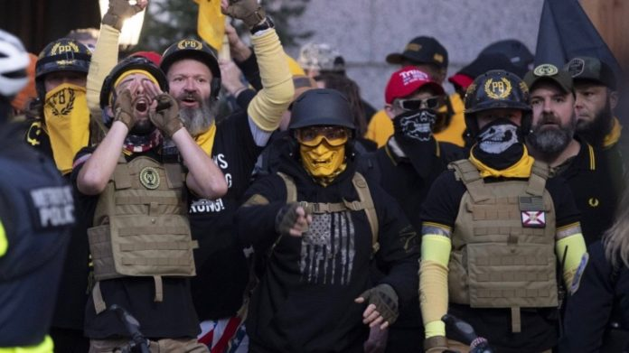 Proud Boys leader arrested in D.C.