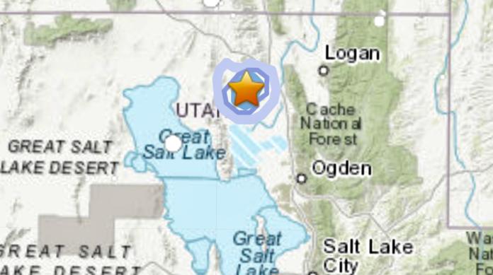 2.9M Quake Rattles N. Utah