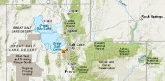Earthquake felt in West Valley City