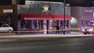 Downtown SLC Shooting