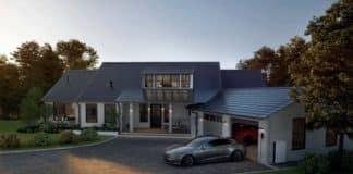 Tesla Solar Roof System