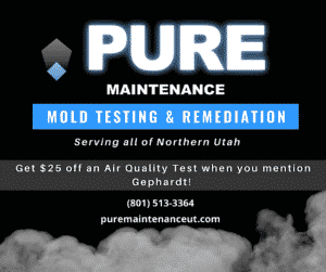 Mold Removal Utah